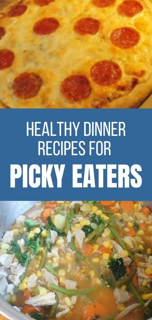 Healthy Dinner Recipes for Picky Eaters images