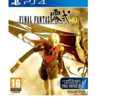 Final Fantasy Type 0 Hd Ps4 Promotion Fnac Final Fantasy Type 0 Final Fantasy Jeux Ps4