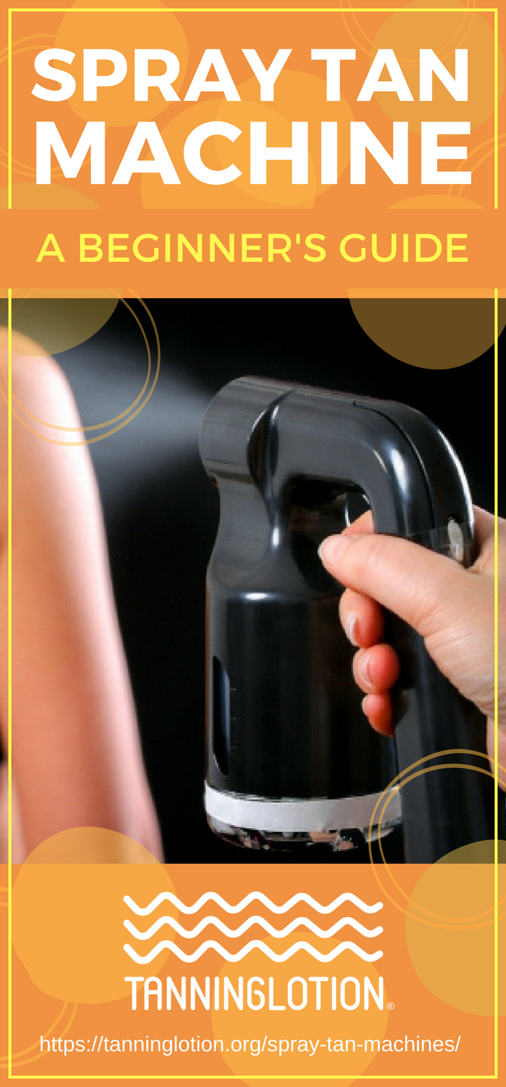 A Beginner's Guide to Spray Tan Machines Spray tan machine
