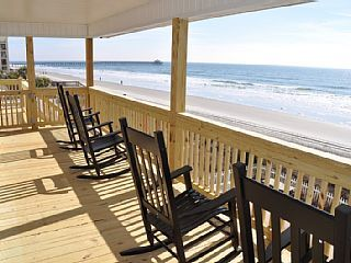 Cool Oceanfront Pet Friendly House Cherry Grove North Myrtle Download Free Architecture Designs Terstmadebymaigaardcom