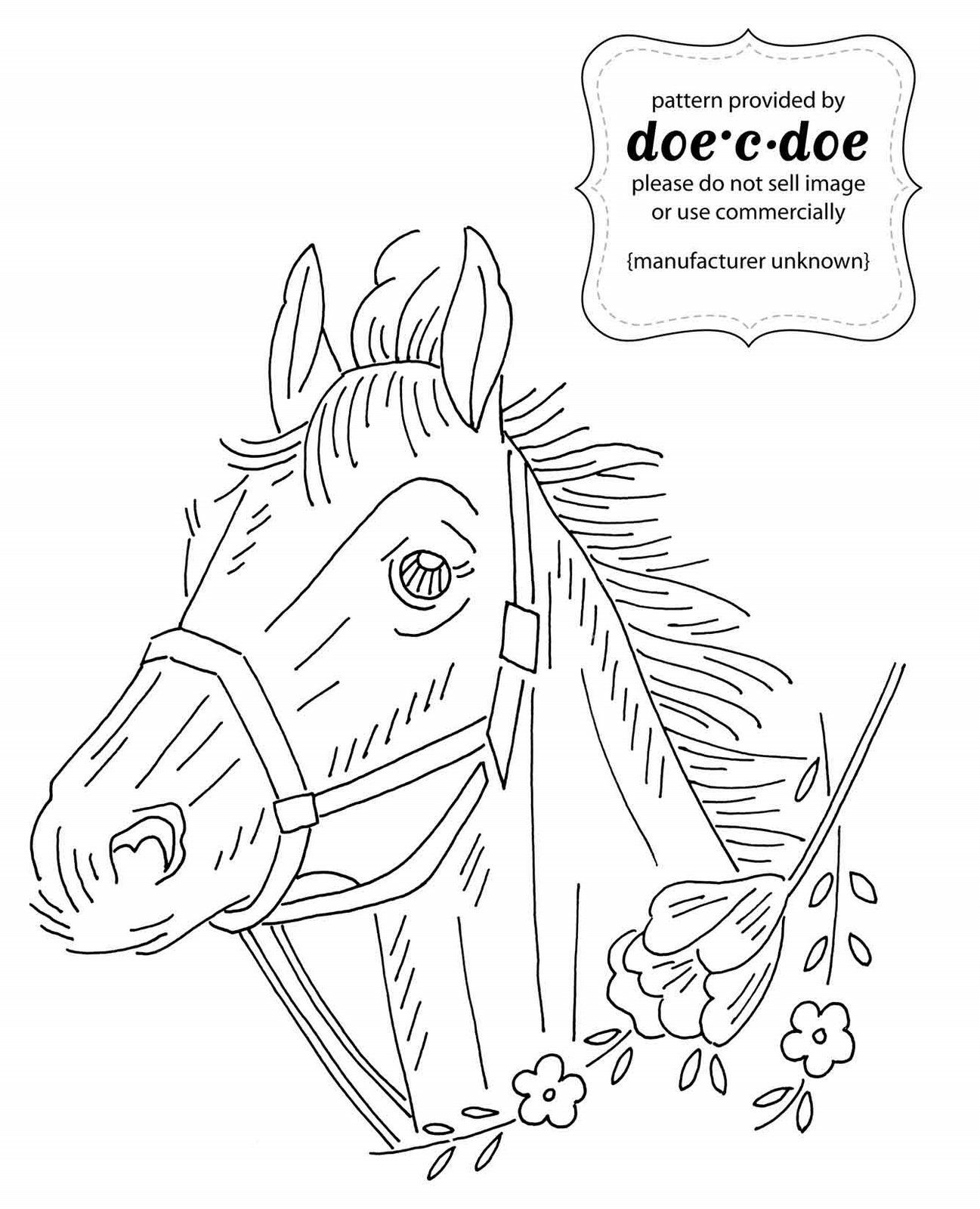 doe-c-doe: thursday = embroidery | vintage embroidery | Pinterest