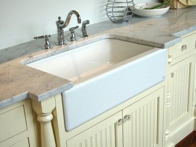 Apron Front Farmhouse Sink Installation Are All Different Farm
