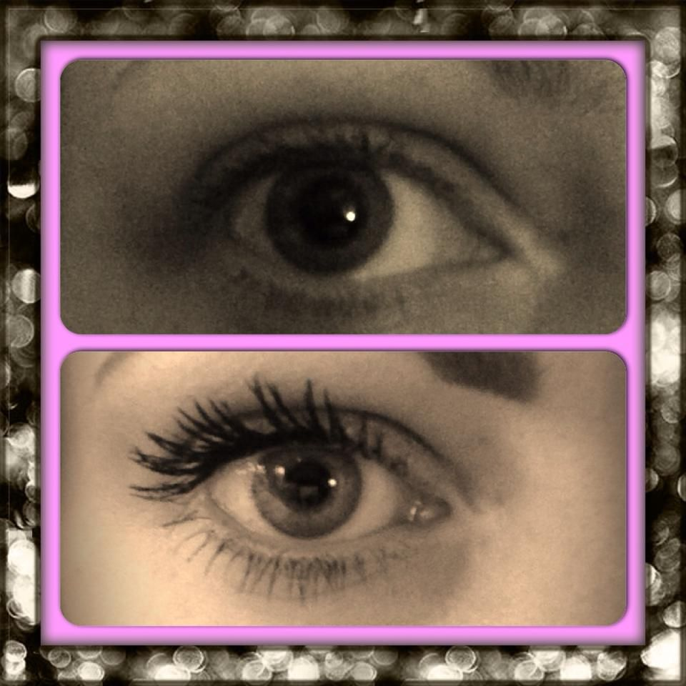 Amazing before and after pics using our Lash Extension kit