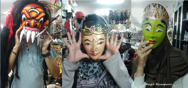 the Ethnic's Mask