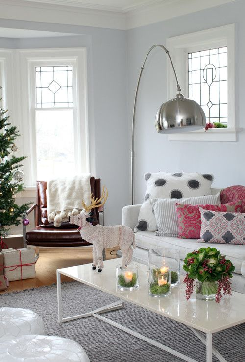 How To Keep Your Cool When Hosting Christmas   Living room lighting, House styles, Home decor