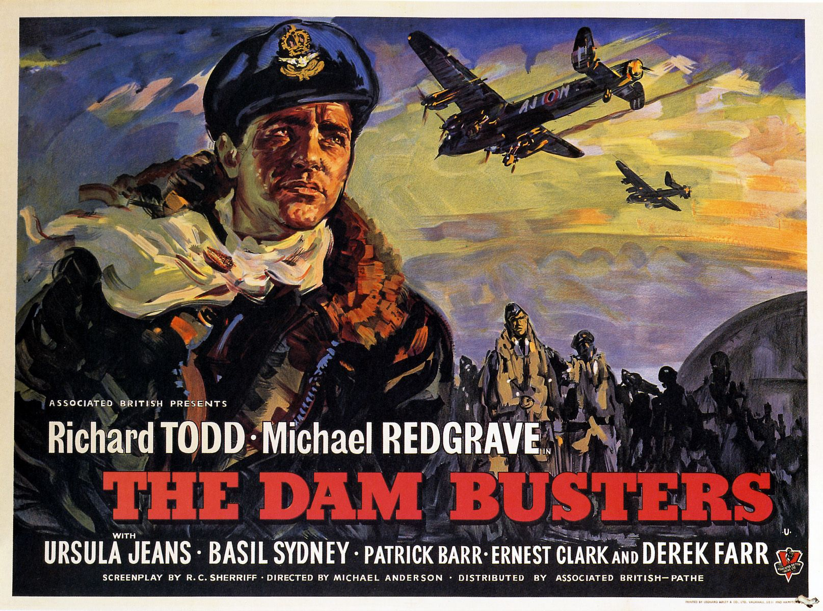 Image result for the dam busters movie