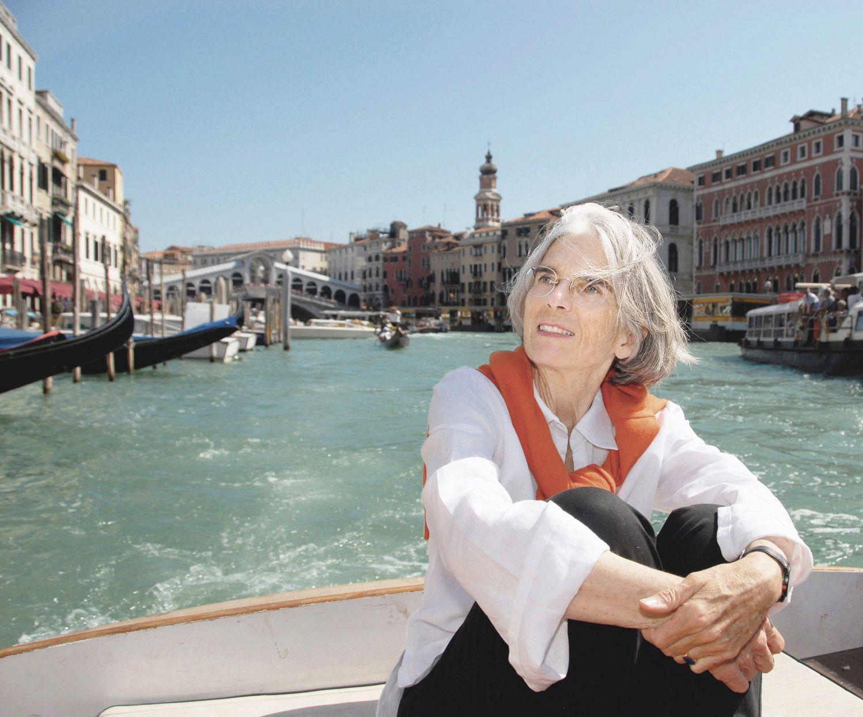 Donna Leon Venedig