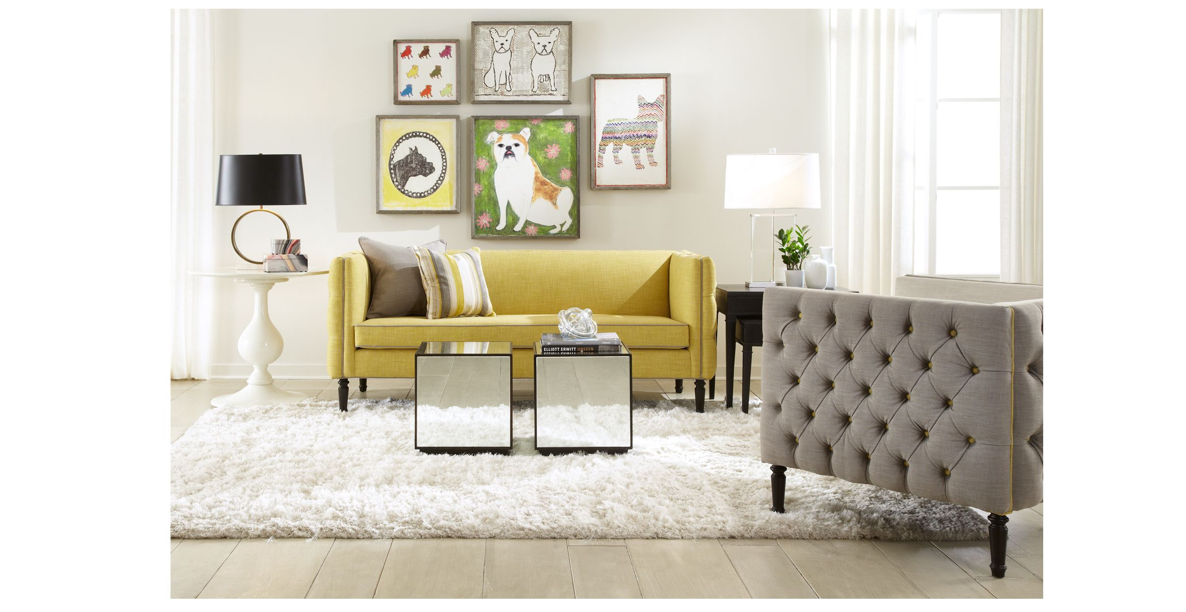 Maxine Sofa   Mitchell Gold + Bob Williams   And That Chair! Love The Color