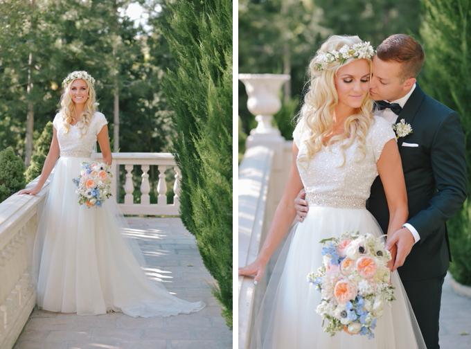 Rebekah Westover Photography: Lindsay + Jay. Utah Wedding