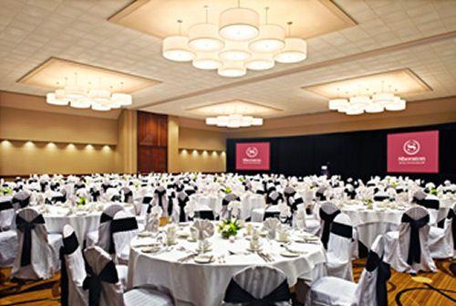 Sheraton Hotel Newfoundland Wedding Venue