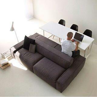 Double Sided Sofa Versatile Interior Ideas In 2019 Sofa - The-impressive-lava-modular-sofa-system