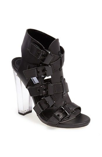 23a4b5ee2c2 The Blonde Salad x Steve Madden 'Madrid' Sandal. iffy about the heel ...