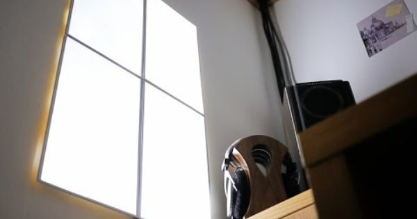 Led Light Panel False Window Google Search