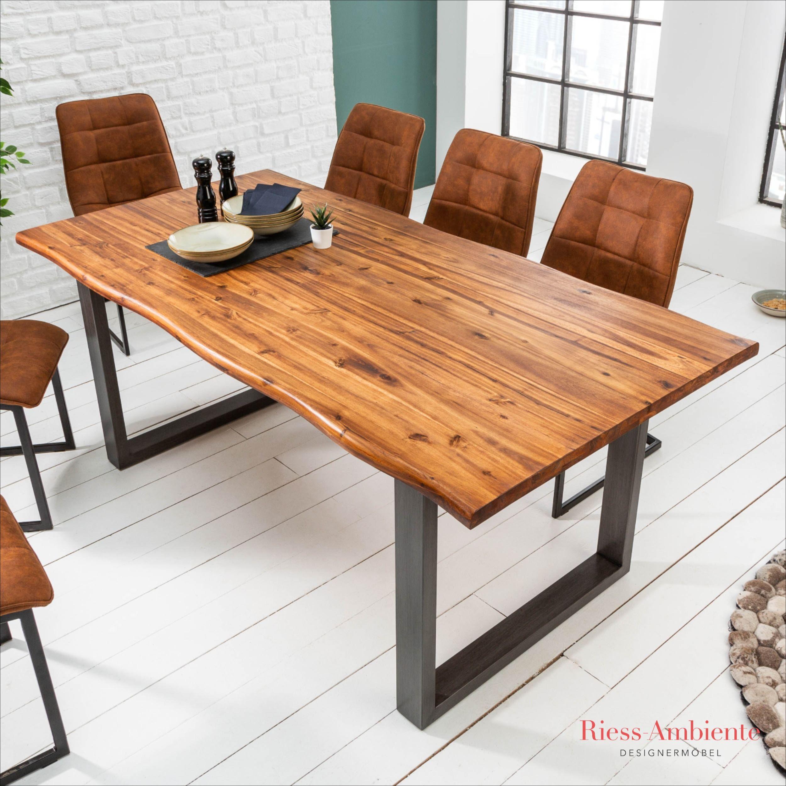 Baumstamm Tisch 160cm Akazie Geolt Riess Ambiente De In 2020 Baumstamm Tisch Stehtisch Tisch