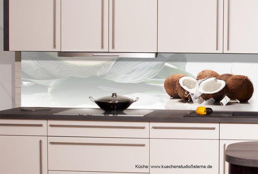 Bildergebnis Für Glasrückwand Küche Motiv
