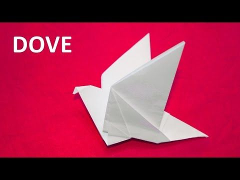 Flapping Bird: Animated Origami Instructions: How to make Origami   360x480
