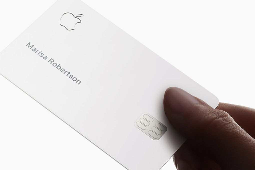 What's inside Apple Credit Card? technology business