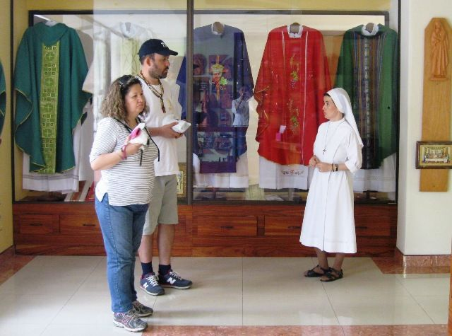 DISCIPLES OF THE DIVINE MASTER COLOMBIA-ECUADOR