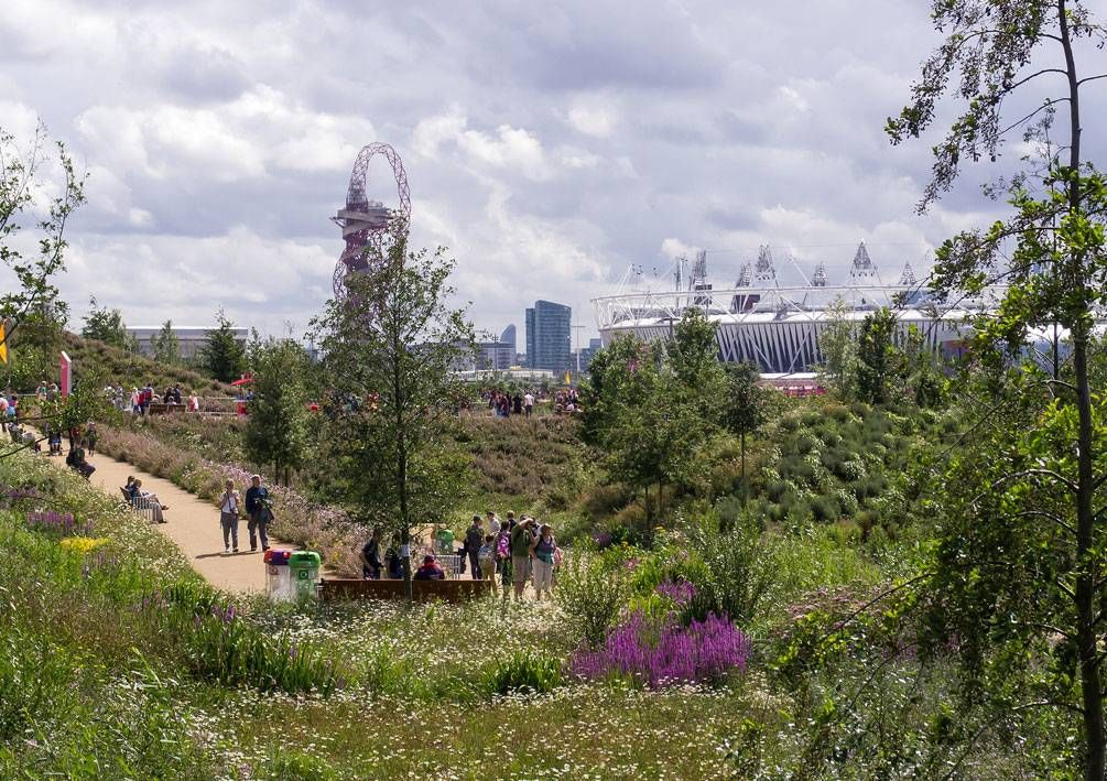 Landscape Architecture 2-Day Road Trip in the Land of Queen Elizabeth II
