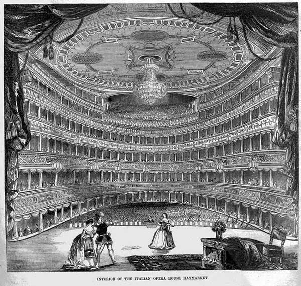 The Hector Berlioz Website Berlioz In London Her Majesty S Theatre 5 1847 Hector Berlioz London Scenes