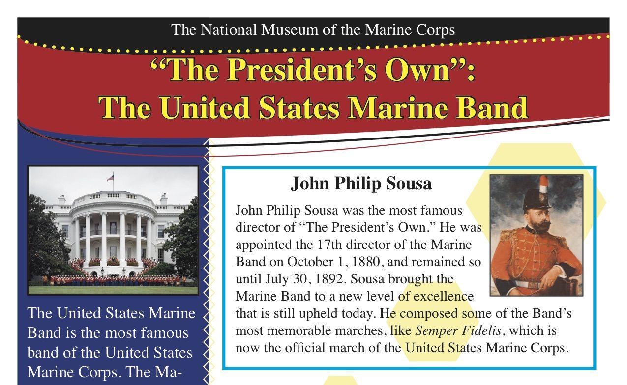 The President S Own Worksheet This Is A Worksheet Focused