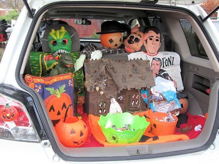 Trunk-or-Treat A Safer Way To Enjoy Halloween halloween costumes - halloween trunk or treat ideas