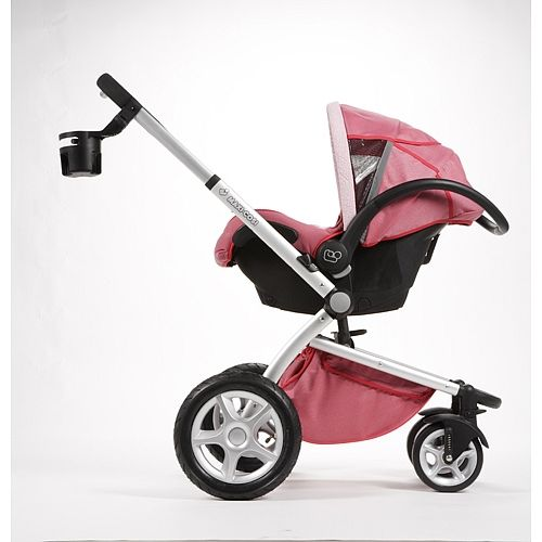Maxi-Cosi Foray Stroller - Lily Pink - Maxi-Cosi - Babies ...
