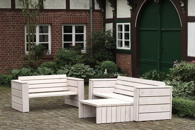 Loungemöbel Holz Outdoor Loungemöbel Outdoor - 10 Individuelle Produkte Aus Der ...
