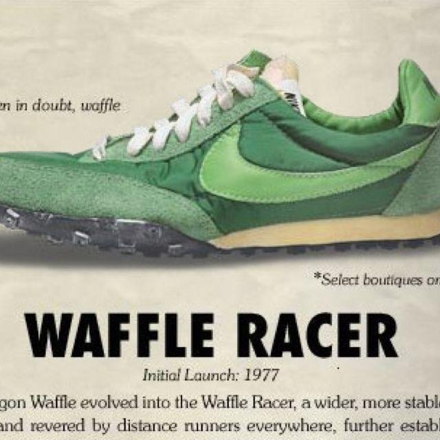 Nike waffle