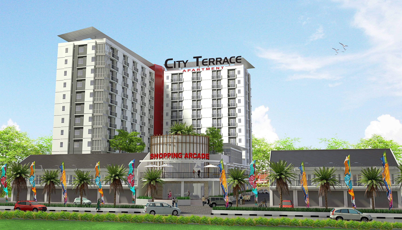 Pin oleh Desindo Group di City Terrace Apartment