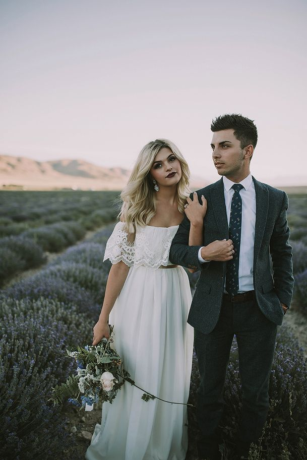 Utah Wedding Photographer, Bridals, Lavender Fields, Summer Taylor ...