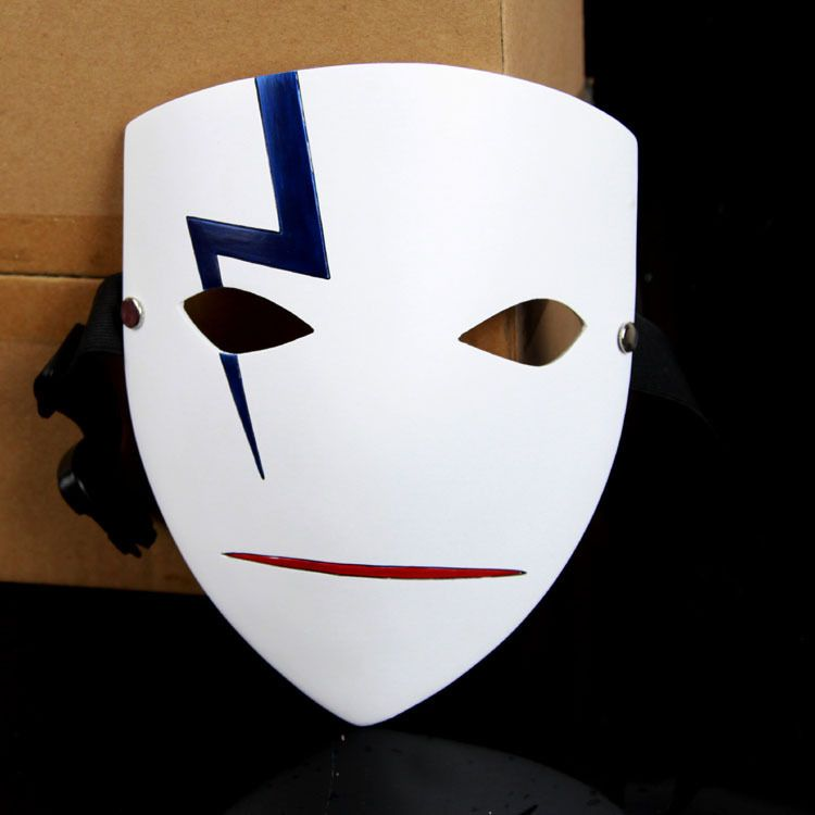 Plain Masks To Decorate Click To Buy  Movie Theme Japanese Mascara Party Masks Anime