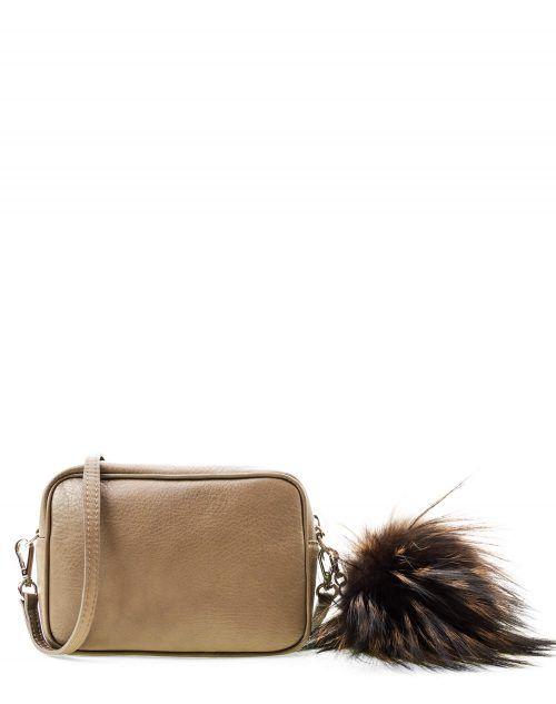 Mini Bag Taupe - #annaf #annafbag #madeinitaly #italianstyle #italianfashion #bag #minibag #women #womenstyle #womenfashion #style #fashion #inspo