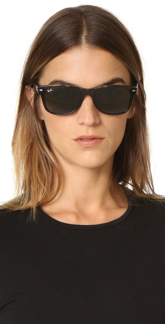 RB2132 New Wayfarer Sunglasses | Wayfarer sunglasses, New