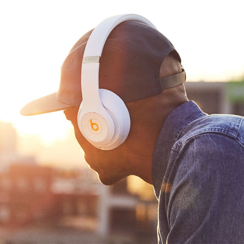 03bbfcfa9c4 Beats Studio3 Wireless Bluetooth Noise Cancelling over-ear Headphones  Real-time Audio 22hours Battery