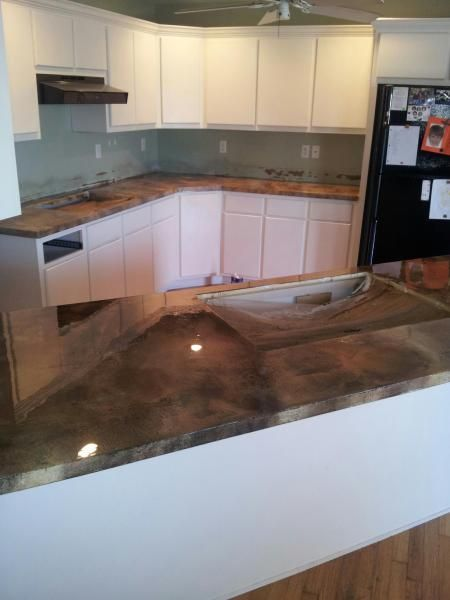 Charmant Counter Top Overlay Kansas City. Repin U0026 Click For More Info Or Quote @  Your · Laminate CountertopConcrete ...