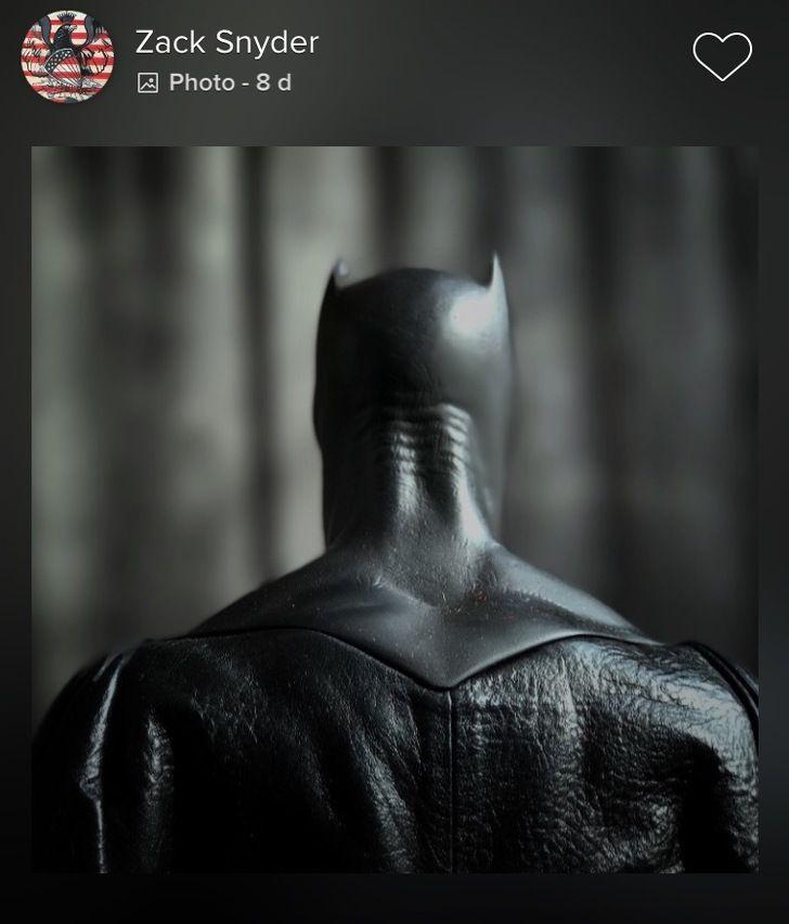 Zack Snyder Vero Justice League Share Batman Batman Hush Justice League