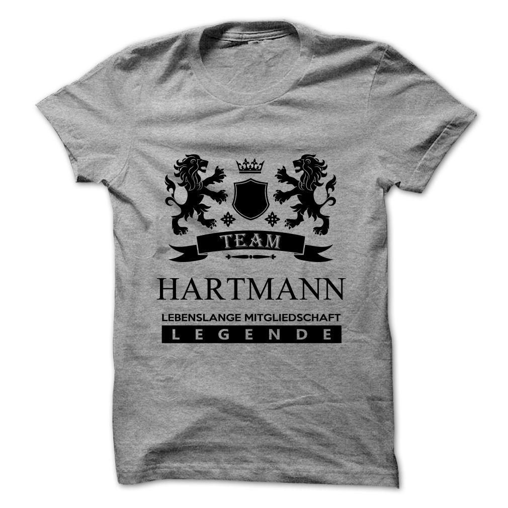 [SPECIAL] Team Hartmann (Limitierte Ausgabe) T Shirt, Hoodie, Sweatshirt