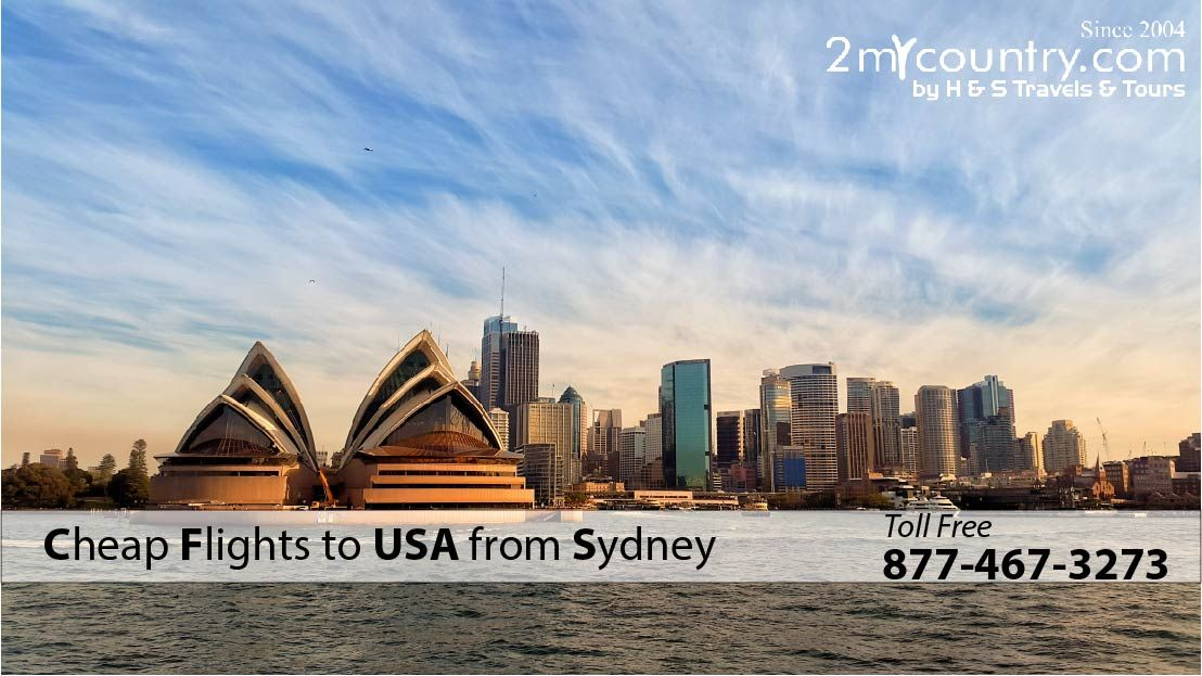 Find Cheap Flight from New York (JFK) to Sydney (SYD). with deals from hundreds of airlines and around the clock support, Booking is easy with 2mycountry.com  #jfktosydflights #cheapflights #flightdeals #cheaptickets #jfktosyd #cheapairline