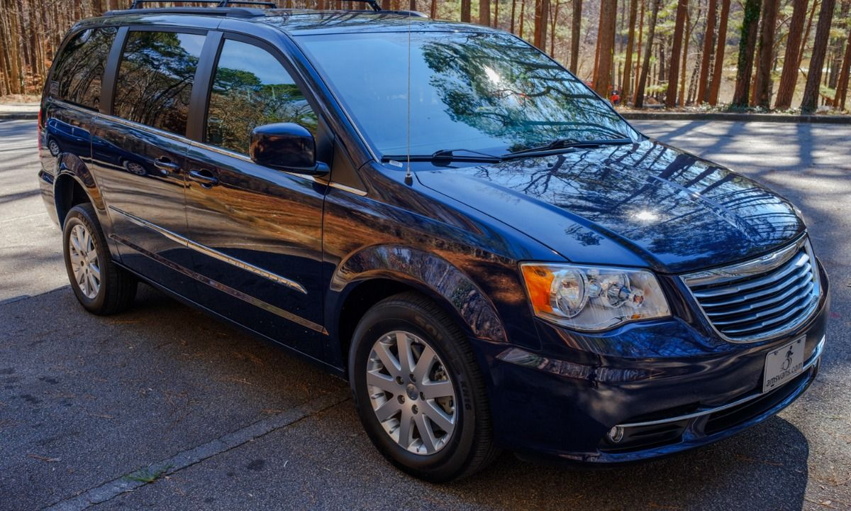 Used 2016 Chrysler Town And Country Touring Wheelchair Van