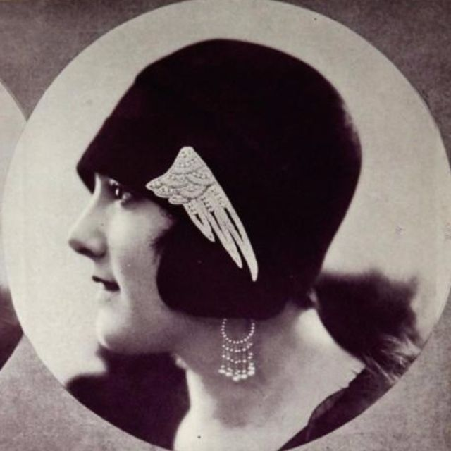vintage everyday: 1920s: The Fabulous Fashion Era – 60 Inspired Hat Styles of Women 90 Years Ago