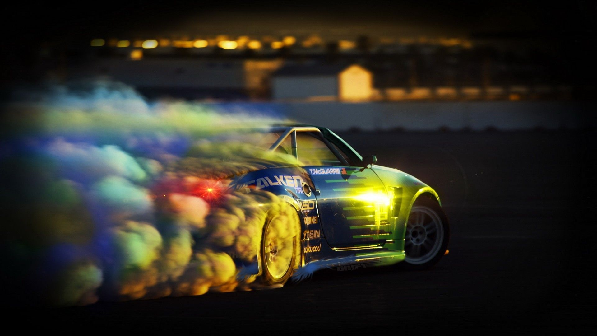 Falken Nissan 350z With Images Car Wallpapers