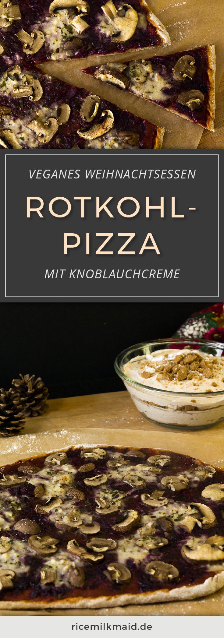 weihnachtliche pizza rezept ricemilkmaid blog. Black Bedroom Furniture Sets. Home Design Ideas