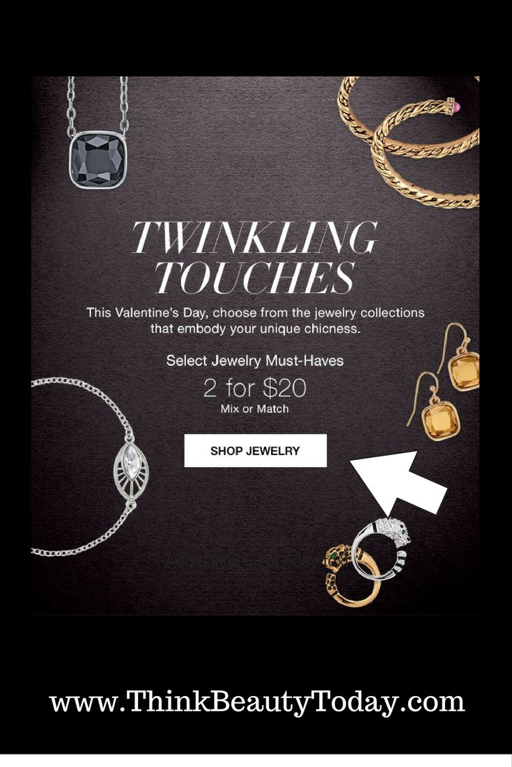 jewelry sale valentines day is around the corner jewelry avon - Valentine Day Jewelry Sales