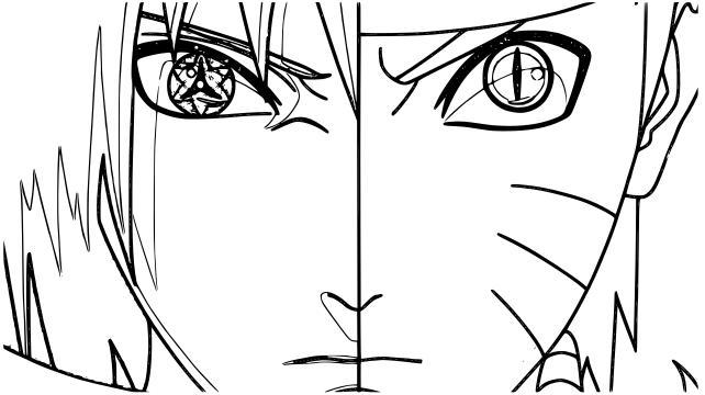 Naruto Sharingan Coloring Pages Yahoo Image Search Results Chibi Coloring Pages Cartoon Coloring Pages Naruto