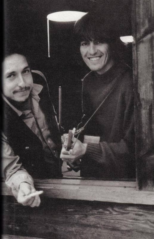 George  Dylan.  I just love that they are good friends
