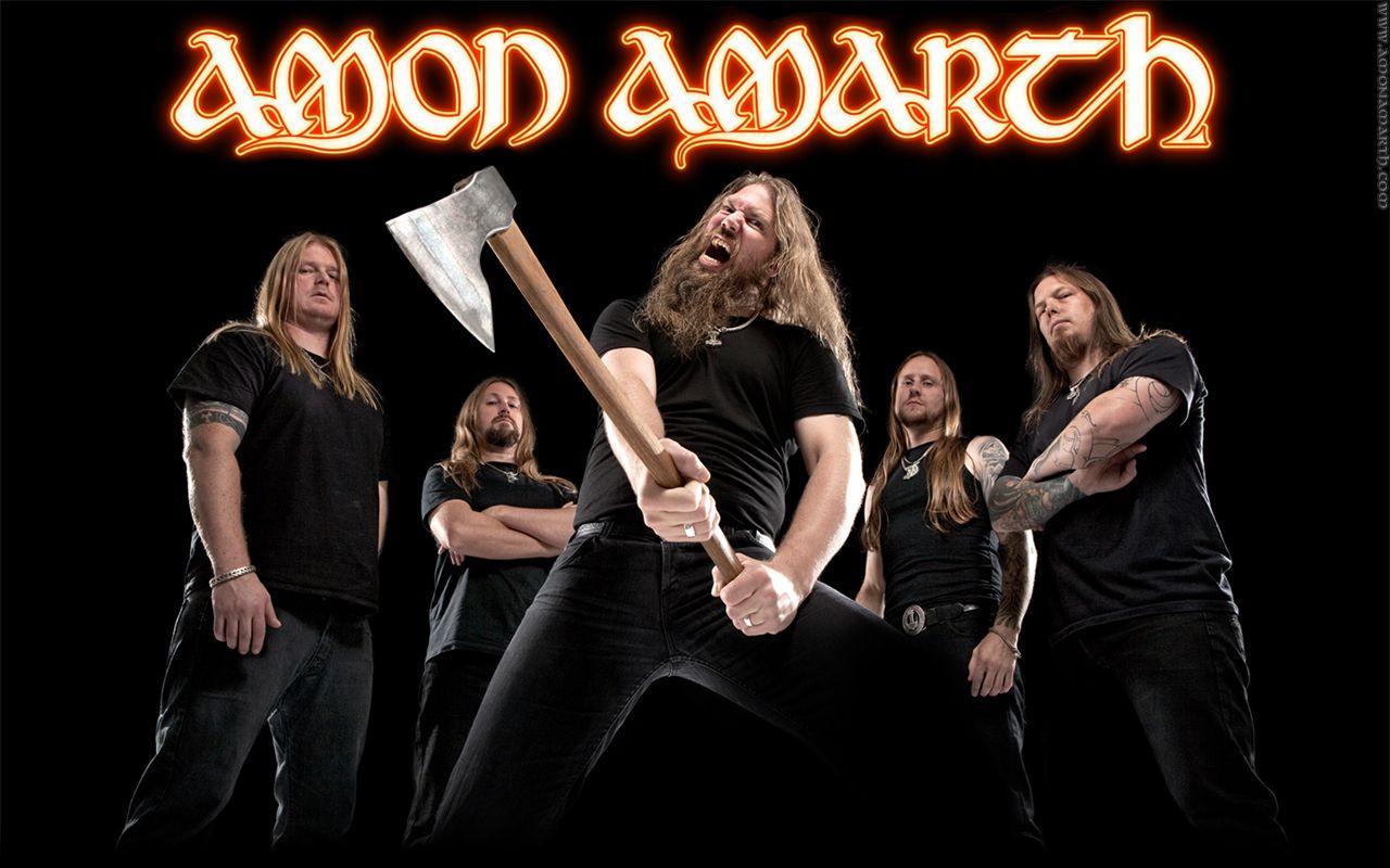 Viking Metal | Amon amarth, Viking metal, Metal music bands