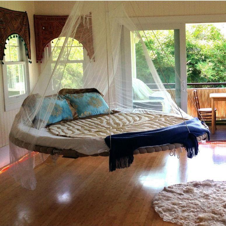 The Floating Bed Douglas Fir Floating Bed Bed Floating