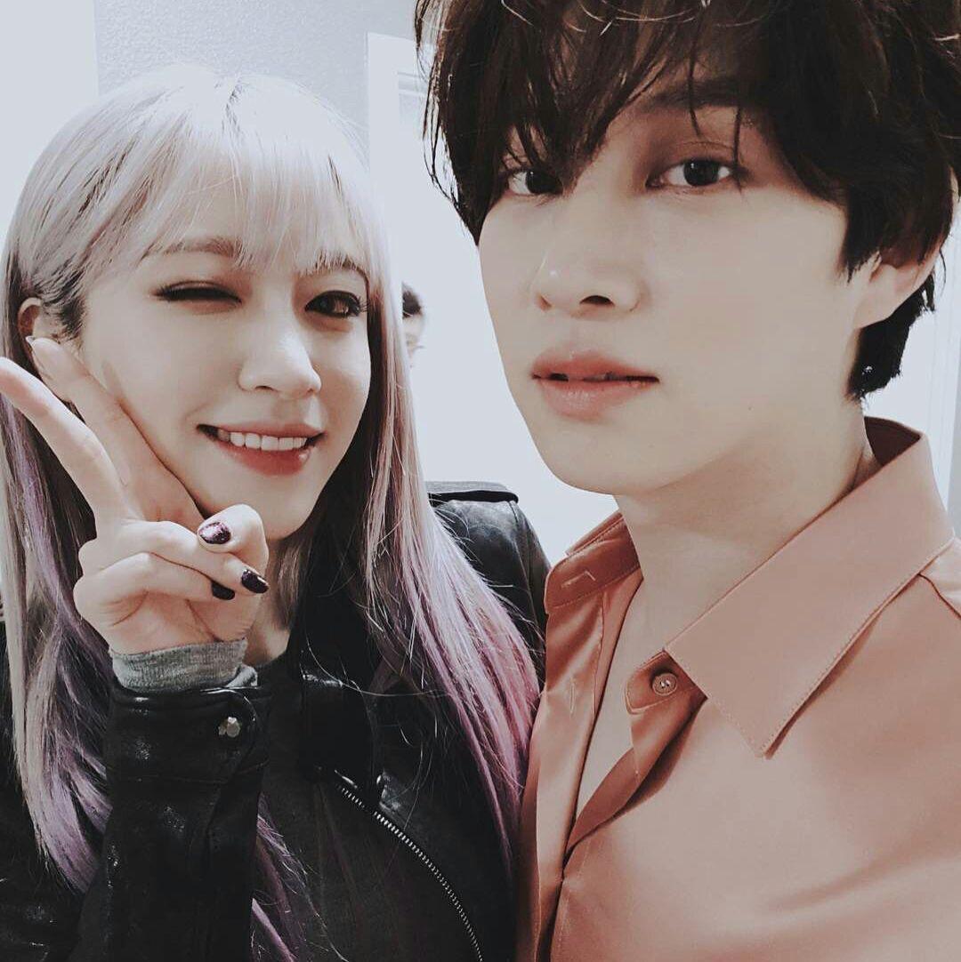 Hani exid dan hee chul dating