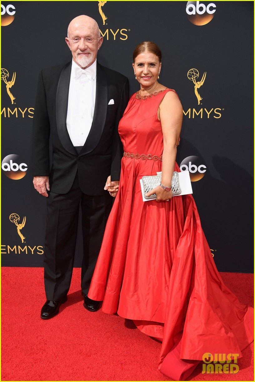 Bob Odenkirk & Jonathan Banks Suit Up for Emmys 2016: Photo #3764036. Bob…